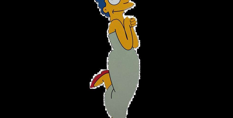 Boneco Marge Simpsons - 15x8cm