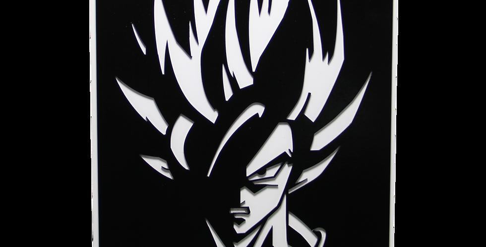 Goku Super Sayajin - 35x26 cm