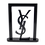 Thumbnail: Marca Yves Saint Laurent 19x16cm