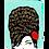 Thumbnail: Quadro Amy Winehouse - 40x29cm