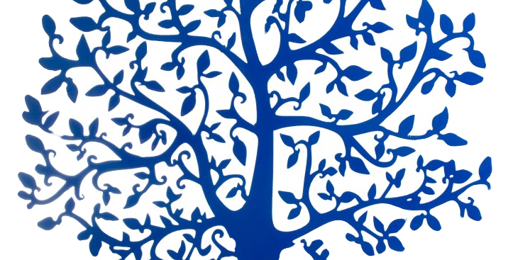 Árvore Decorativa da Fortuna - 46x45cm