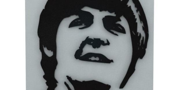 Quadro Paul McCartney - 35x30cm