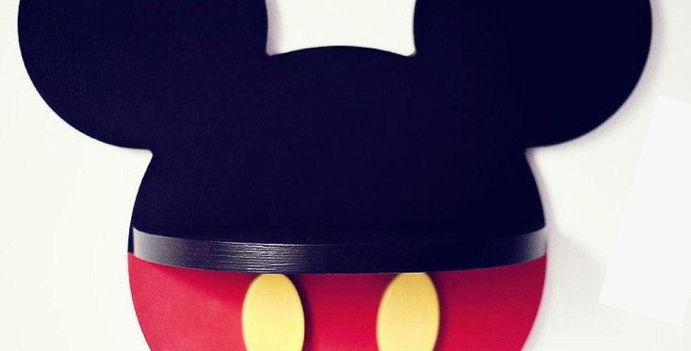 Prateleira Mickey Mouse