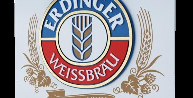Quadro Erdinger Weissbrau - 29,8x40cm