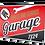 Thumbnail: Quadro de Bar Laqueado - Motor - Garagem Part - 26.8x40cm