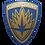 Thumbnail: Quadro Decorativo - Guardiões da Galaxia - Escudo - 40x26cm