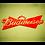 Thumbnail: Quadro de Bebida Budweiser Tam G - 28x83cm