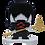 Thumbnail: Boneco Laqueado- Geek - Guardiões da Galaxia - Ronan - 19x15