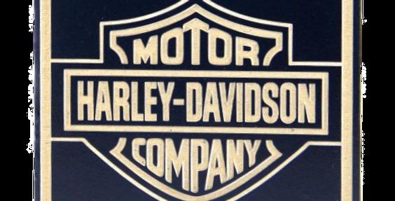 Pota Copo Quadrado Harley Davidson - 10x10