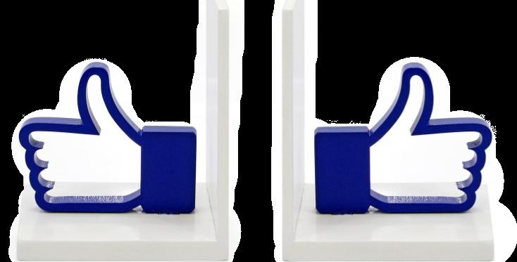 Aparador de Livro Curtir - 15x9
