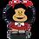 Thumbnail: Boneca Laqueada - Mafalda - 18cm altura