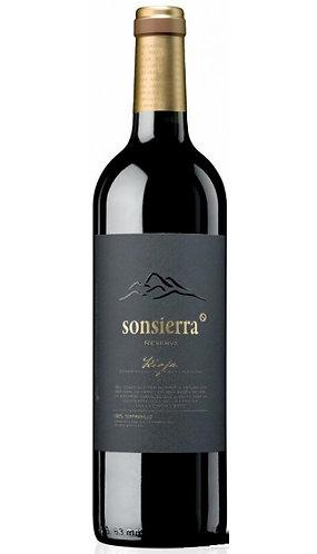 Bodegas Sonsierra Reserva, Rioja DOCa 2013, Spain