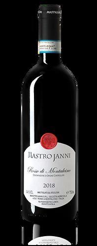 Mastrojanni Rosso di Montalcino 2017, Tuscany, Italy