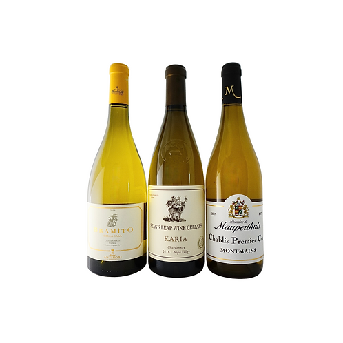 A Chard Days Night, 3 Whites x 750ml