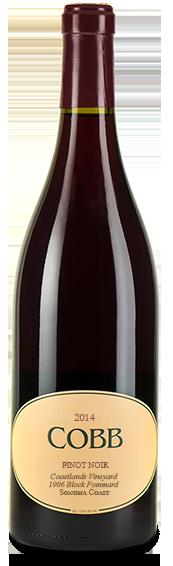 Cobb Coastlands Vineyard 1906 Block Pommard 2014, Sonoma, USA