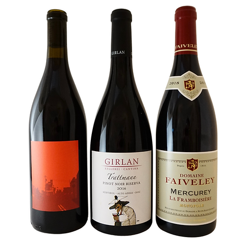 Once, Twice, Three Times a Pinot II, 3 Reds x 750ml