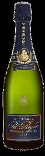 Pol Roger Cuvee Sir Winston Churchill Brut 2004, Champagne, France
