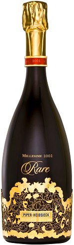 Piper-Heidsieck Rare Brut Millesime 2002, Champagne, France