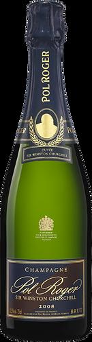 Pol Roger Cuvee Sir Winston Churchill Brut 2008, Champagne, France