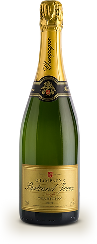 Bertrand Jorez Brut Tradition NV, Champagne, France