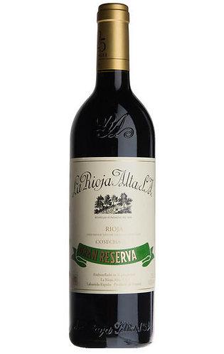 La Rioja Alta S.A.Gran Reserva 890, Rioja DOCa  2005, Spain
