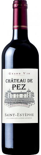 Chateau de Pez 2013, Saint-Estephe, France