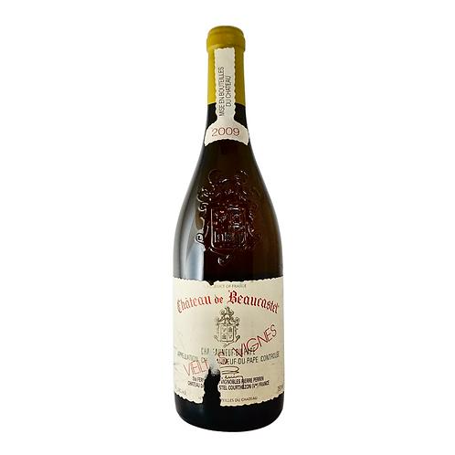 C. Beaucastel Chateauneuf-du-Pape Blanc Roussanne Vieilles Vignes 2009, France