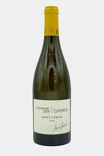 Domaine des 3 Dames Simon Ravaud 2017, Pouilly-Fuissé, Bourgogne, France