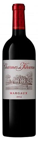 Chateau Kirwan Les Charmes de Kirwan 2015, Margaux, France