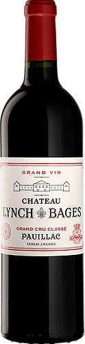 Chateau Lynch-Bages 2014, Pauillac, France
