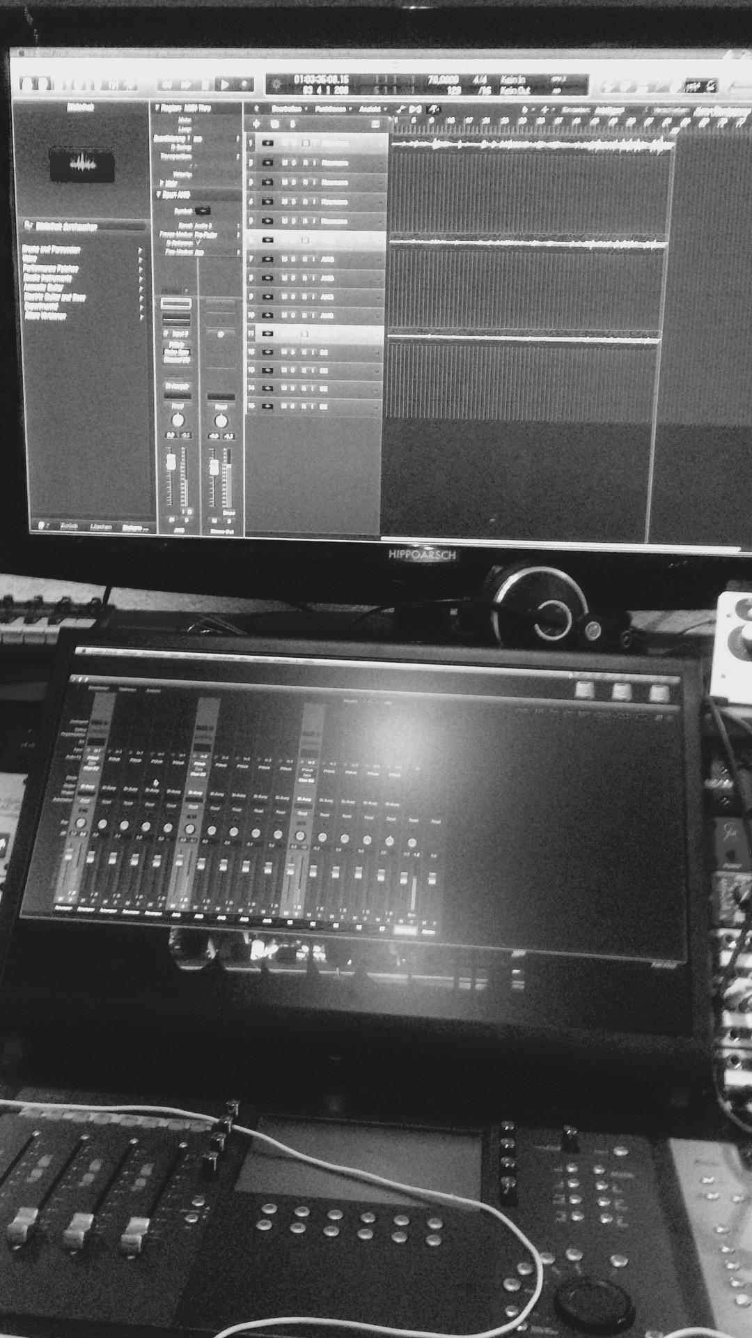 Instrumental Aufnahme