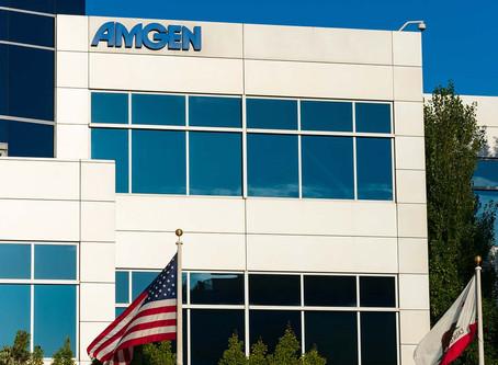 Amgen - The More Defensive Biotech - Episode 17 Podcast Transcript