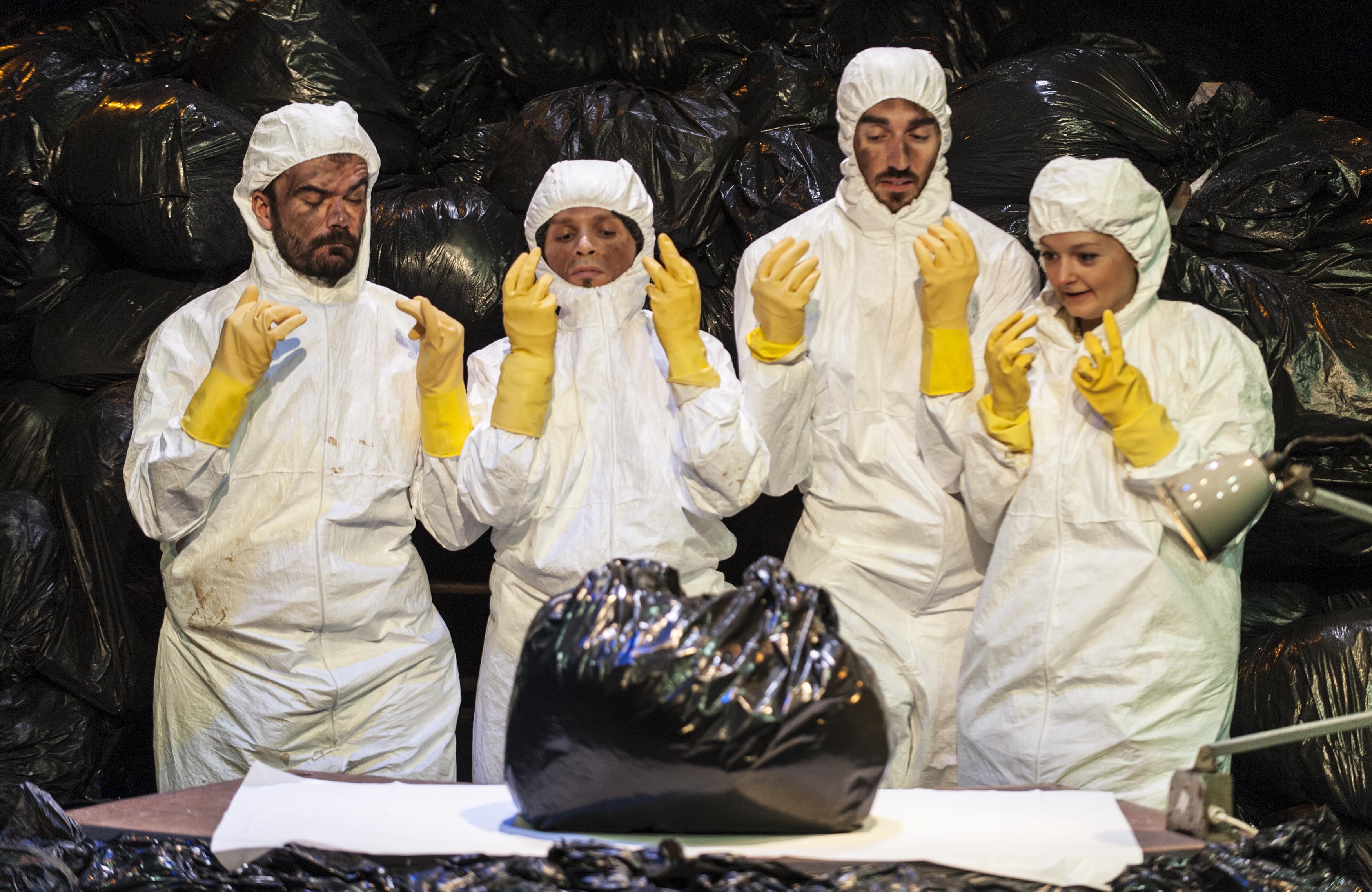 Rubbish by Theatre-Rites