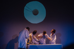 Animating the Brain by Theatre-Rites