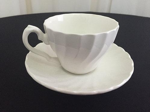 Tea Cup & Saucer #5