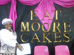 Trice CEO of Eat Moore Cakes Donated