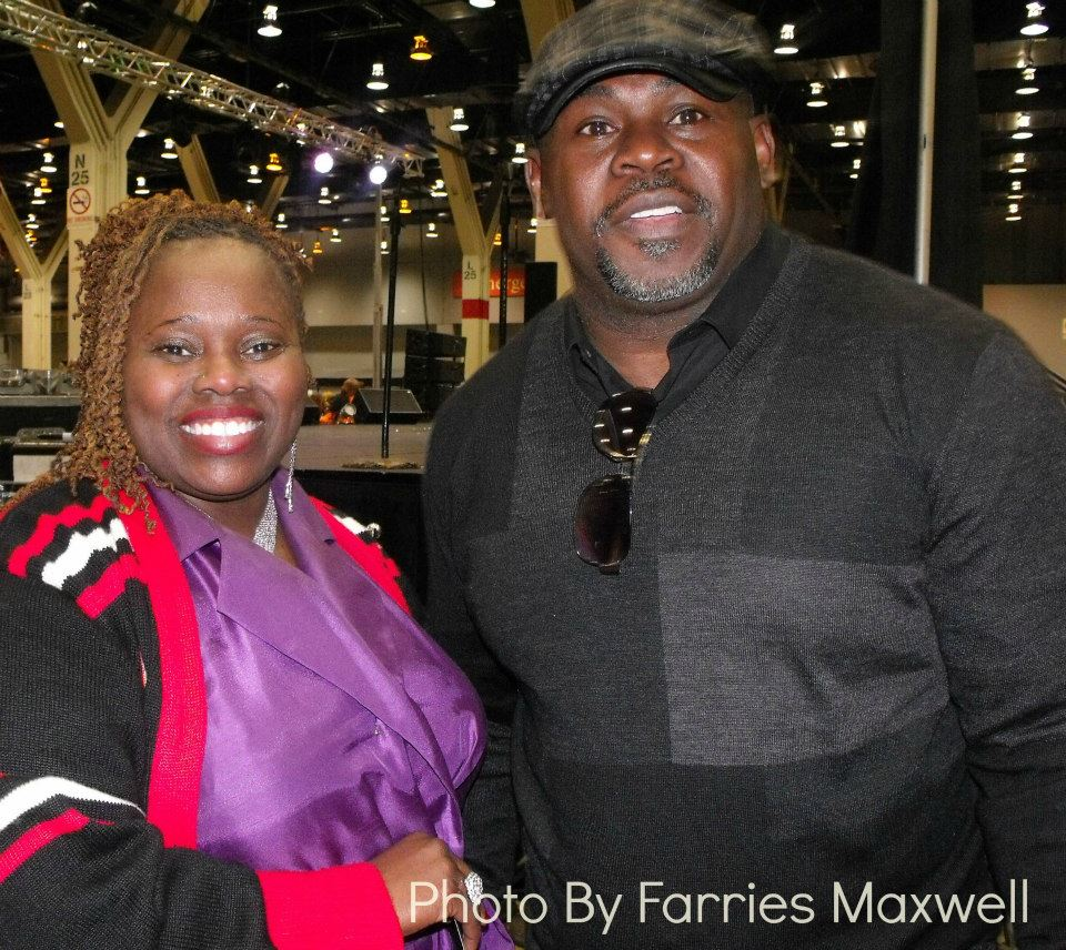 Mr. Brown @ The Black Women's Expo
