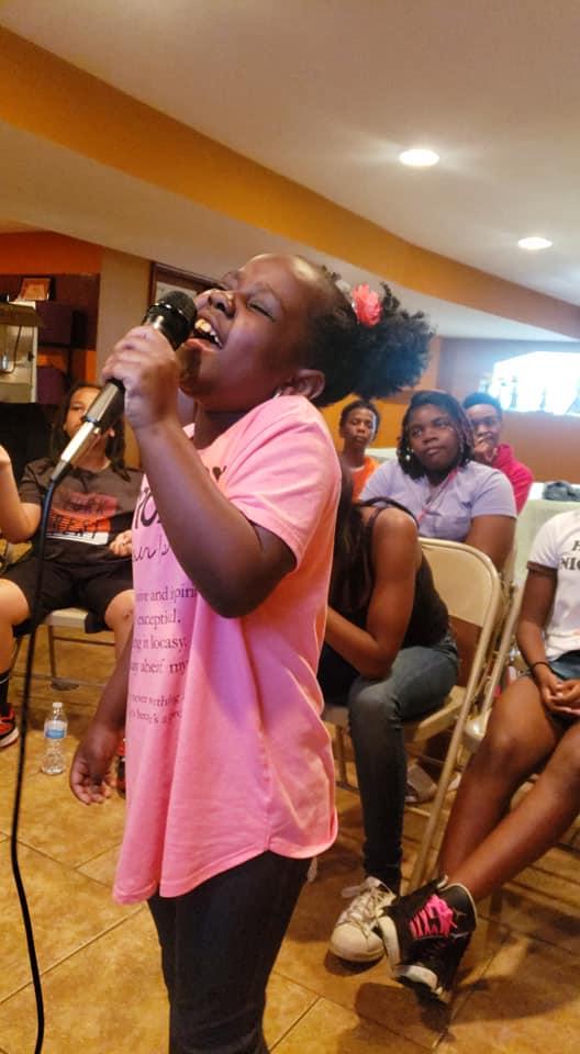 Mya Singing