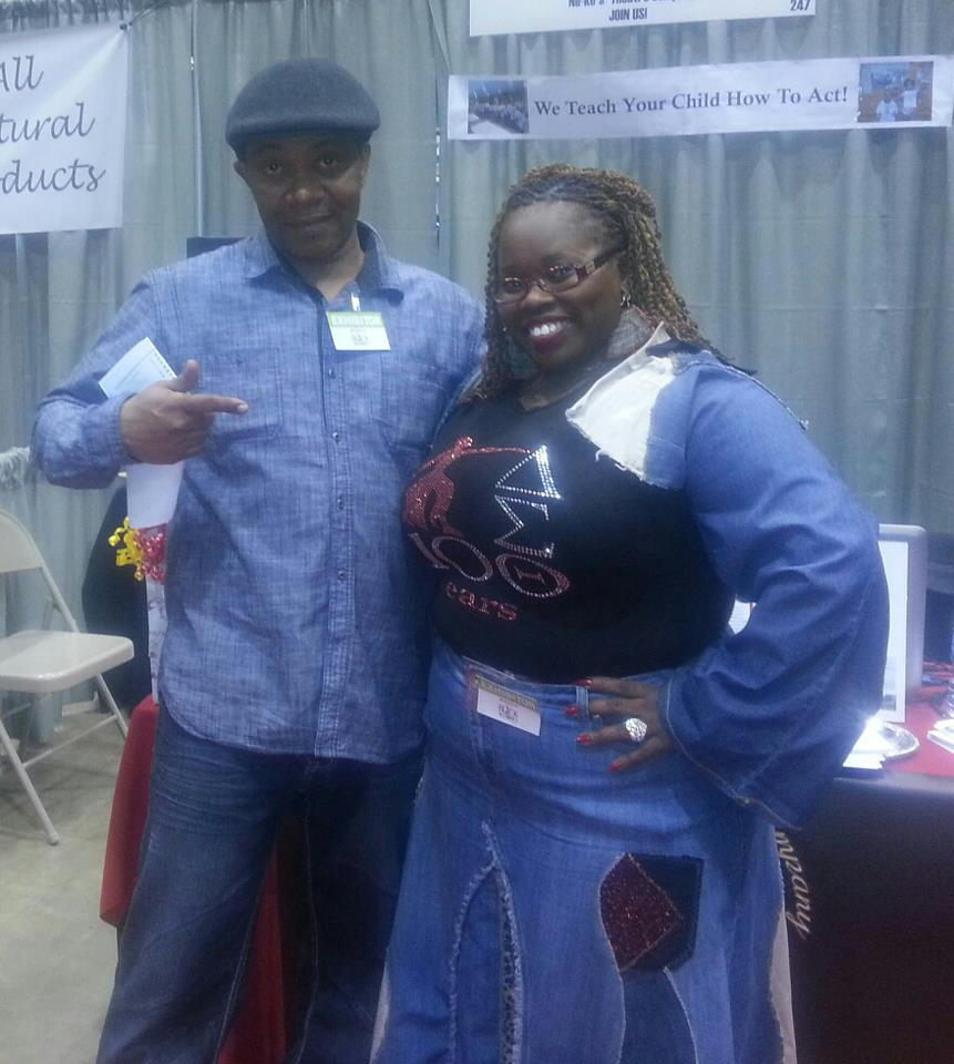 Farris Maxwell @ Black Expo 2013