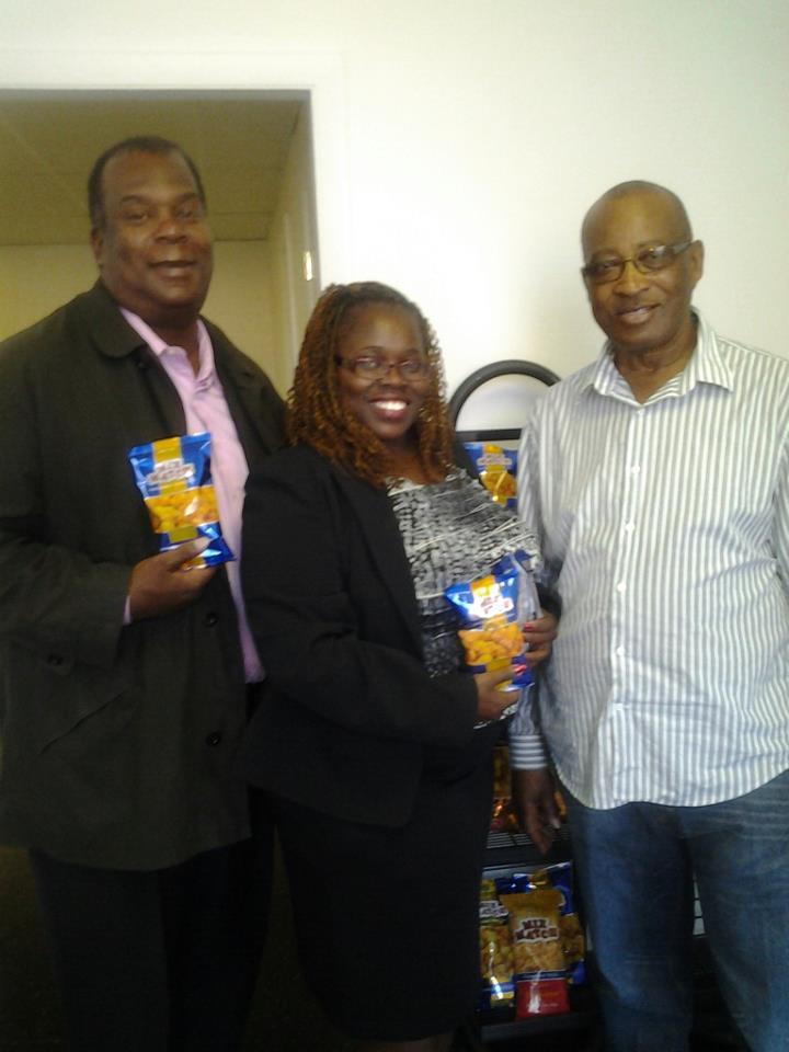 2012 Sponsors Mix Match Popcorn