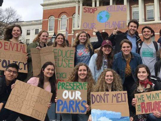 I did not find the youth at Friday's climate strikes inspiring