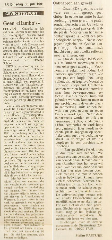 12. Sport 1991
