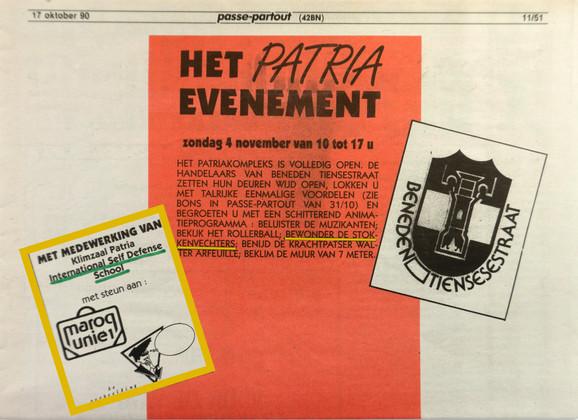 8. I.S.D.S. Medewerking 1990