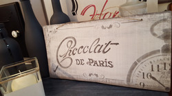 chocolat de paris Num : 1 Vendu