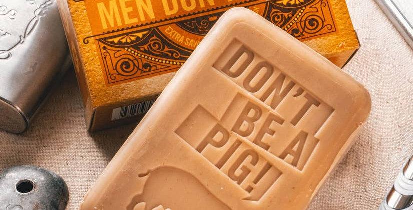 Men Don't Stink XXL Soap Bars