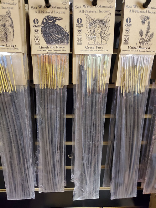 Sea Witch Botanicals Incense Sticks