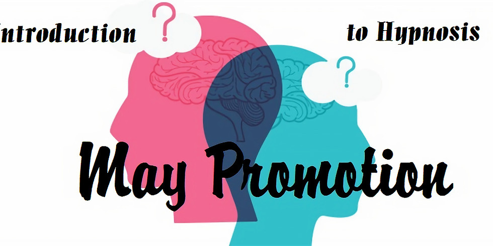 Intro to Hypnosis May Promotion (7)