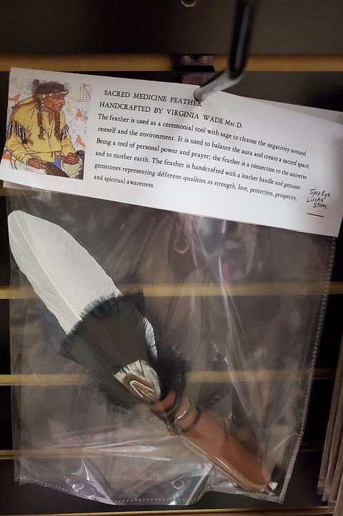 Sacred Medicine Feather
