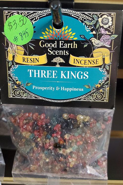 Good Earth Resin, 3 Kings