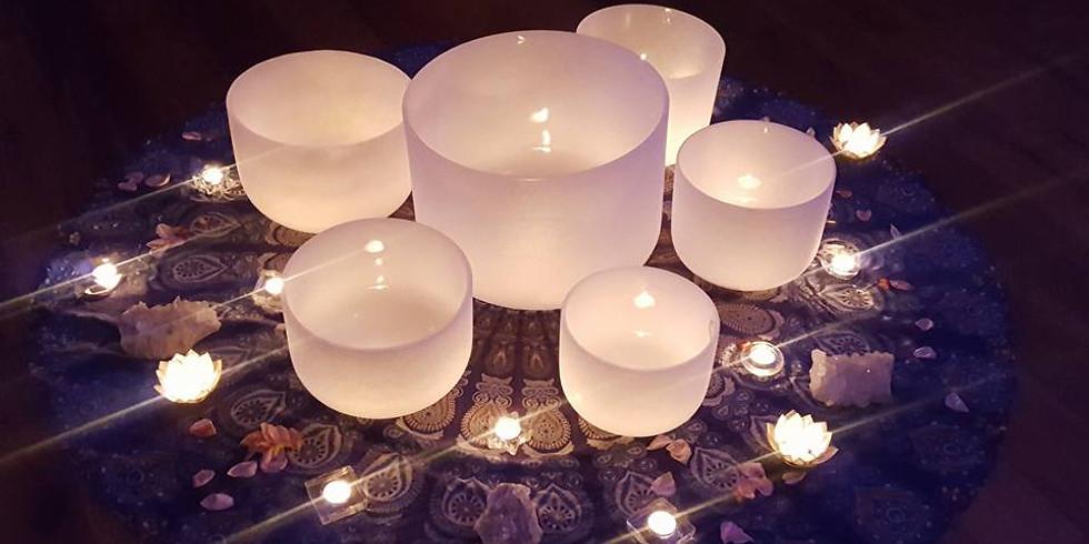 45 Minute Vibrational Sound Bath Meditation w/ JarieLyn